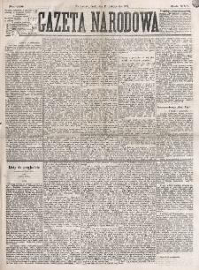 Gazeta Narodowa. R. 16 (1877), nr 238 (17 października)
