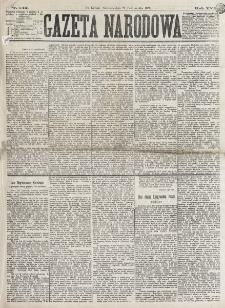 Gazeta Narodowa. R. 16 (1877), nr 242 (21 października)