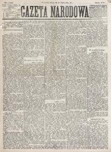 Gazeta Narodowa. R. 16 (1877), nr 246 (26 października)