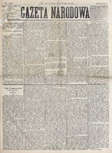 Gazeta Narodowa. R. 16 (1877), nr 248 (28 października)