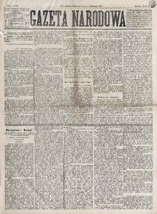 Gazeta Narodowa. R. 16 (1877), nr 251 (1 listopada)