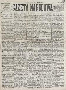 Gazeta Narodowa. R. 16 (1877), nr 252 (3 listopada)