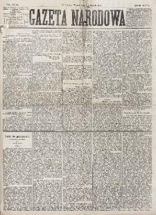 Gazeta Narodowa. R. 16 (1877), nr 254 (6 listopada)