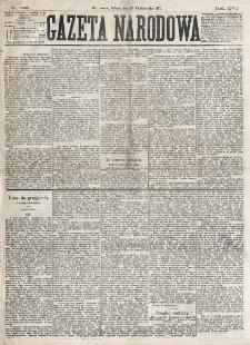 Gazeta Narodowa. R. 16 (1877), nr 235 (13 października)
