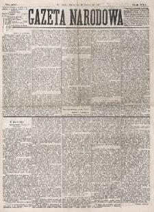 Gazeta Narodowa. R. 16 (1877), nr 237 (16 października)