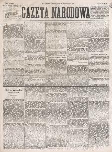 Gazeta Narodowa. R. 16 (1877), nr 239 (18 października)