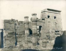 Medina Tabou. Vieu of second temple