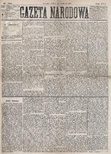 Gazeta Narodowa. R. 16 (1877), nr 289 (18 grudnia)