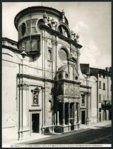 Brescia - Chiesa di S. Maria dei Miracoli. L'Esterno