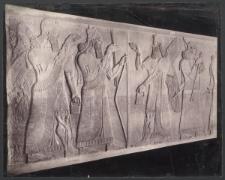 [Relief asyryjski przedstawiający Aszurnasirpala II]
