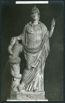 [Statue der Athena. Villa Ludovisi]