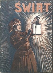 Świat : pismo tygodniowe ilustrowane poświęcone życiu społecznemu, literaturze i sztuce. R. 20 (1925), nr 35 (29 sierpnia)
