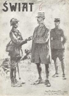Świat : pismo tygodniowe ilustrowane poświęcone życiu społecznemu, literaturze i sztuce. R. 20 (1925), nr 37 (12 września)