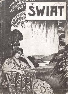 Świat : pismo tygodniowe ilustrowane poświęcone życiu społecznemu, literaturze i sztuce. R. 20 (1925), nr 28 (11 lipca)