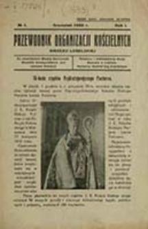 Przewodnik Organizacji Kościelnych Diecezji Lubelskiej / red. E. Nećko