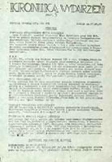 Kronika Wydarzeń / Komisja Informacyjna NZS KUL