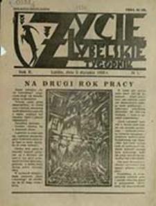 Życie Lubelskie : tygodnik / [red. Władysław Botta]