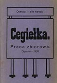 Ku pożytkowi i prawdzie / [Józef Cybulski (Grześ) et al.] ; z inicjatywy Włościańskiego Związku Oświatowego ziemi Opatowskiej
